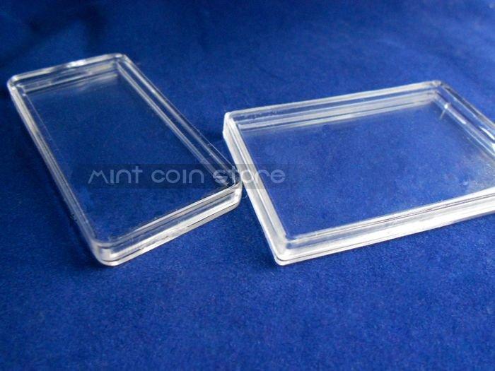 Plastic Case For 1oz Bullion Bars