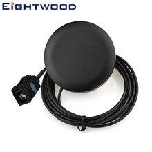 Eightwwood 2320-2345 MHz DAB радио антенна DAB цифровой радио Автомобильная антенна Аудио антенна Fakra разъем 3 м кабель клейкое крепление