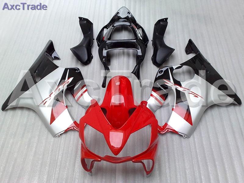 Black Red White Moto Fairing Kit For CBR600RR CBR600 CBR 600 F4i 2001 2003 01 02 03 Fairings Custom Made Motorcycle C133