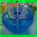 Игрушки для детей диаметр 1.2 м половина синий и половина прозрачный пузырь футбол