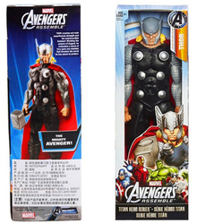 Ultimate Marvel Avengers Thor PVC Action Figure Brinquedos Collectible Model Toy 12