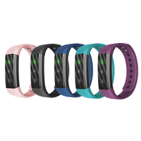 ID115 Lite ID115Lite Smart Bracelet Fitness Tracker Step Counter Activity Monitor Band Alarm Clock Vibration Wristband