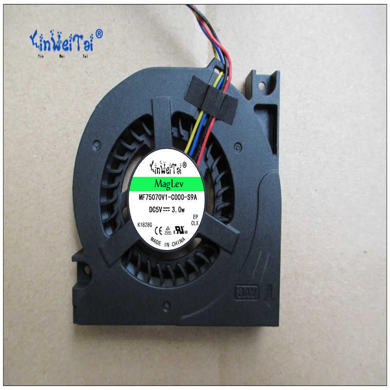 מעבד מחשב נייד קירור מאוורר cooler עבור GB0575PFV1-A 13. v1.B3037. f. GN 5V 1.9W ASUS X50 F5 A9T X50N X50R X50RL X50V X50M X50SL