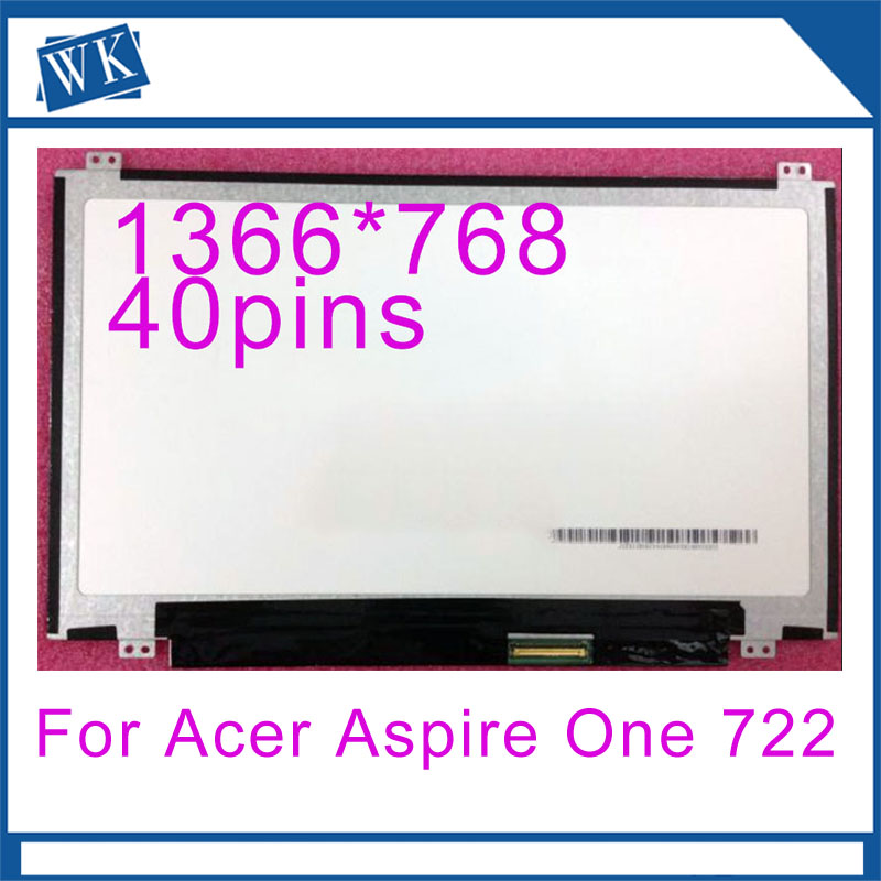 100% Original B116XW03 V.2 N116BGE-L42 11.6 HD 1366*768 For Acer Aspire One 722 725 Laptop led display LED Laptop LCD Screens100% Original B116XW03 V.2 N116BGE-L42 11.6 HD 1366*768 For Acer Aspire One 722 725 Laptop led display LED Laptop LCD Screens