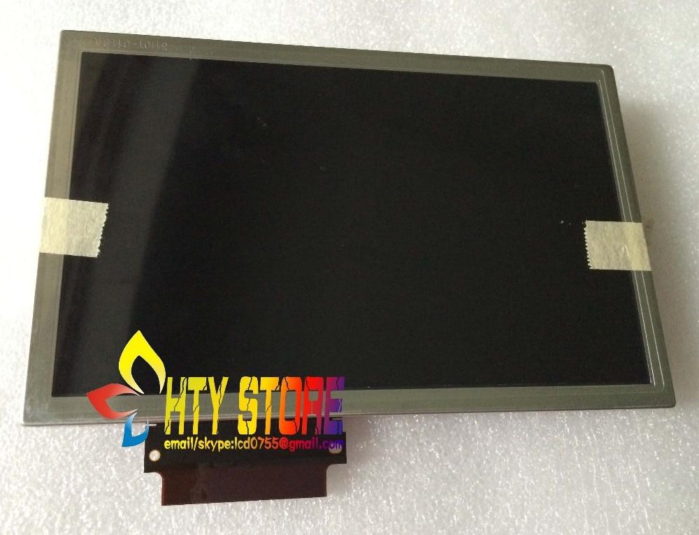 Original and new 7inch lcd screen lb070wv1(td)(01) lb070wv1-td01 for car gps navigation...