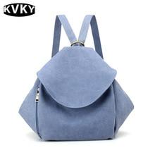 Kvky новые винтажные женские парусиновые рюкзаки школьные сумки женские повседневные сумки для путешествий для девочек-подростков спортивные дамы Bolsa