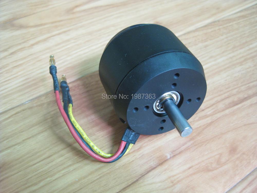 Free Shipping N6354 2300w Brushless Motor DC Outrunner Motor For Electric Skate Board DIY N6354 200KV Brushless Sensorless Motor
