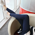 Primavera e no outono maternidade calças abdominais novo tamanho grande coreano LEGGINGS sz8048