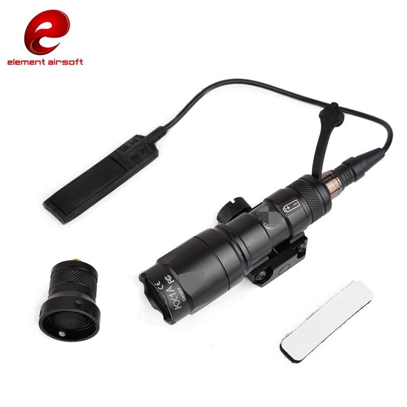 Elemento Airsoft Tactical M300 EX191 Mini-olheiro Luz