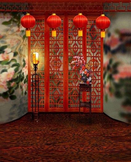 vintage chinese radish latterns studio photography ...