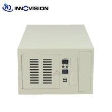 Компактный настенный корпус ipc2406c промышленный компьютера