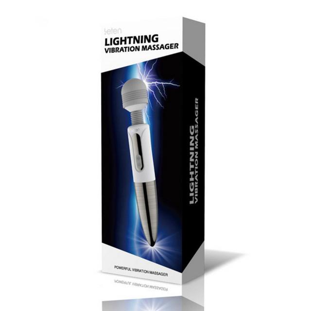 Lightning Powerful Wand Massager