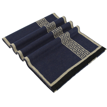 Luxury Silk & Cashmere Scarf