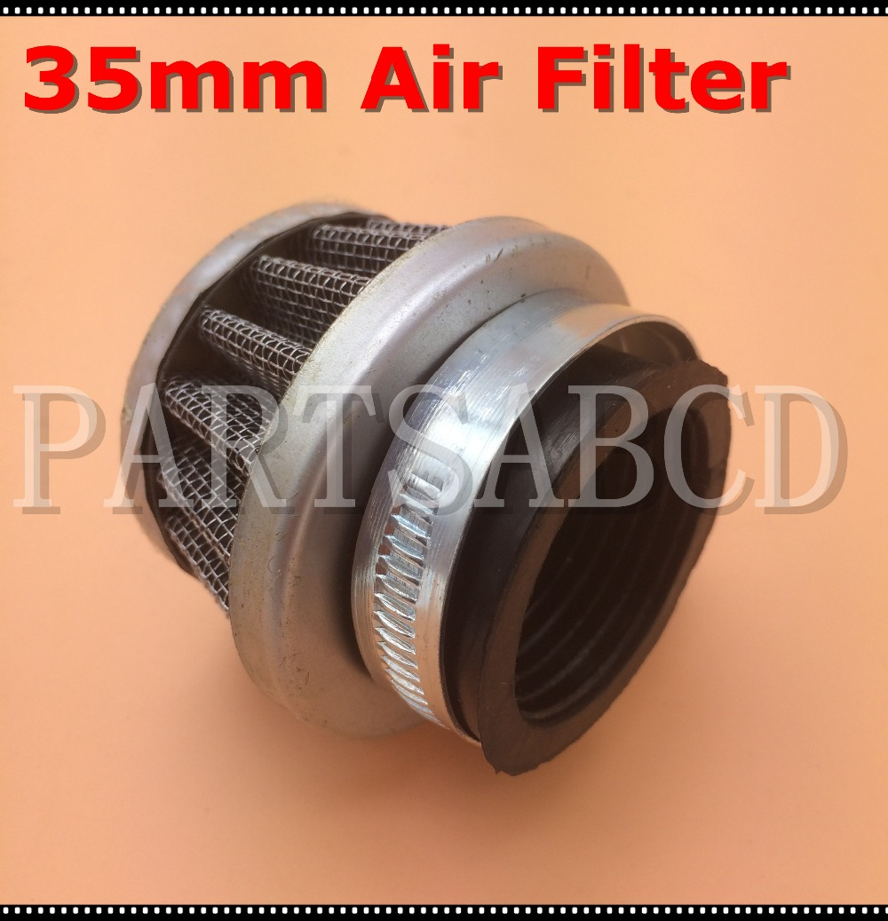 Atv,rv,boat & Other Vehicle New Air Filter Air Box For 50cc 110cc Atv Quad Dirt Bike Parts 35mm