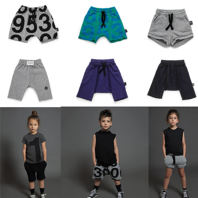 2019 Nununu Swimming Wear For Boys And Girls Baby Fashion Beach Swimsuits And Shorts Nununu New Summer Hawaii Clothing Sets Be Novel In Design Home