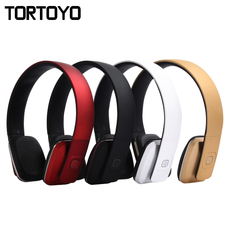 Luxury Bluetooth Wireless Headset Stereo Surround Smart Headphone Earphone 3.5mm Aux for iPhone Samsung Xiaomi Sony Huawei PC