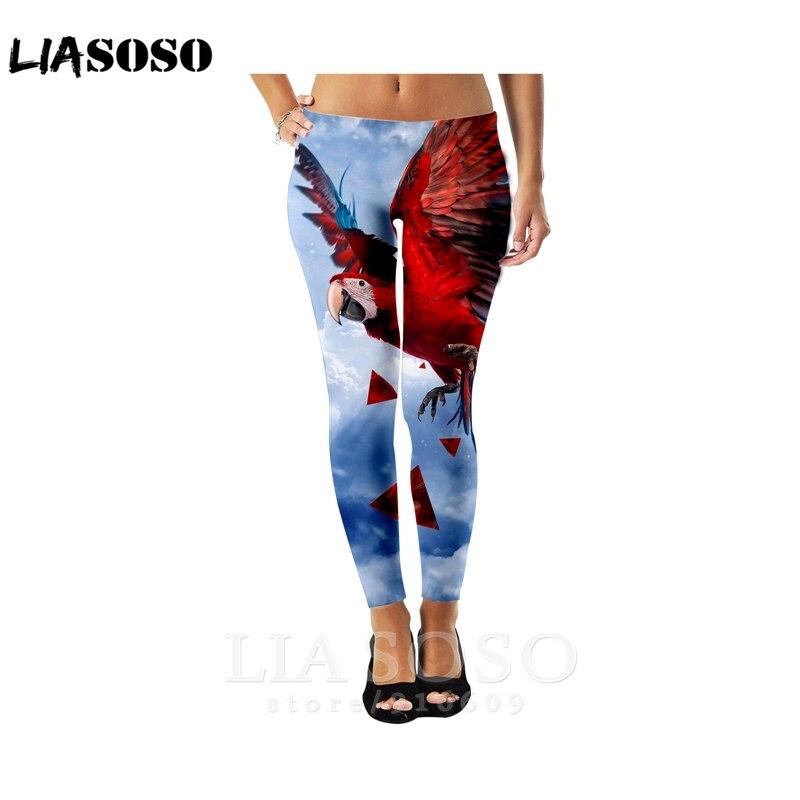 3d Print Men Women Full Length Bird Hip Hop Beach Harajuku Parrot Leggings Sweatpants Winter Pants Anime Jogger Trousers E962