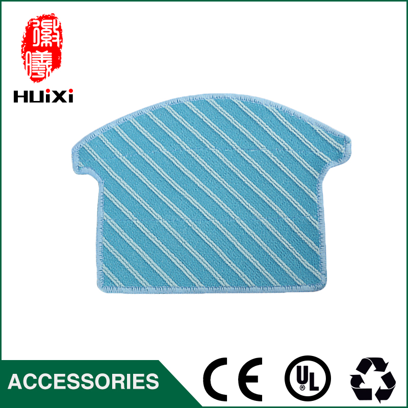 Vacuum Cleaner Cleaning Mopping Cloth Washbale High-efficiency for House Cleaner for CEN531 CEN630 cheapest 1pcs cleaning mopping cloth 3 pair hepa filter 3 pair cleaner side brush for dt85 dt83 dm81 vacuum cleaner for house