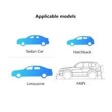 Vevor полностью автоматический водонепроницаемый автомобильный Зонт автомобильный чехол дистанционное управление портативный открытый