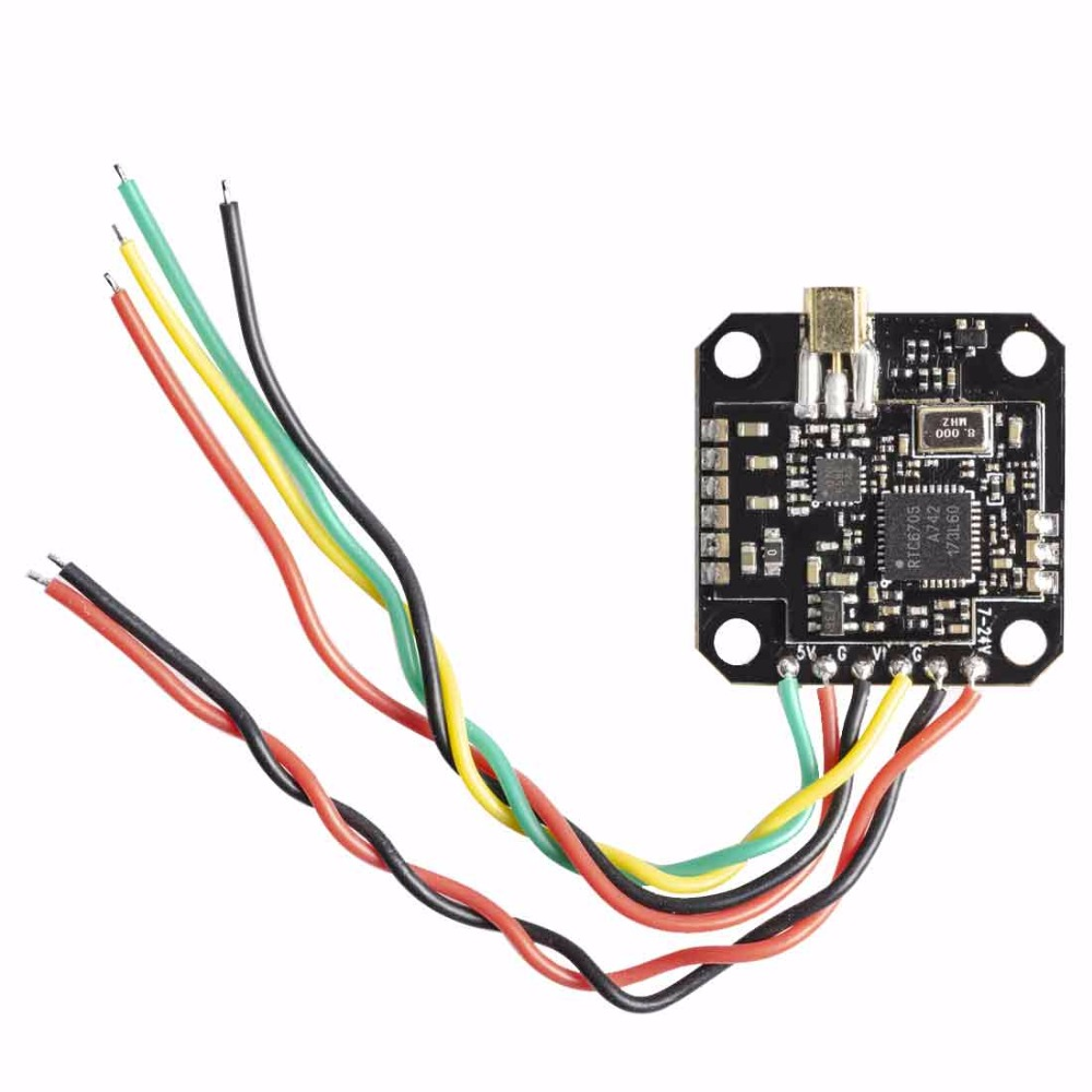 Image 2 - AKK FX3 Ultimate 5.8GHz Mini VTX Support OSD Configuring via Betaflight-in Parts & Accessories from Toys & Hobbies