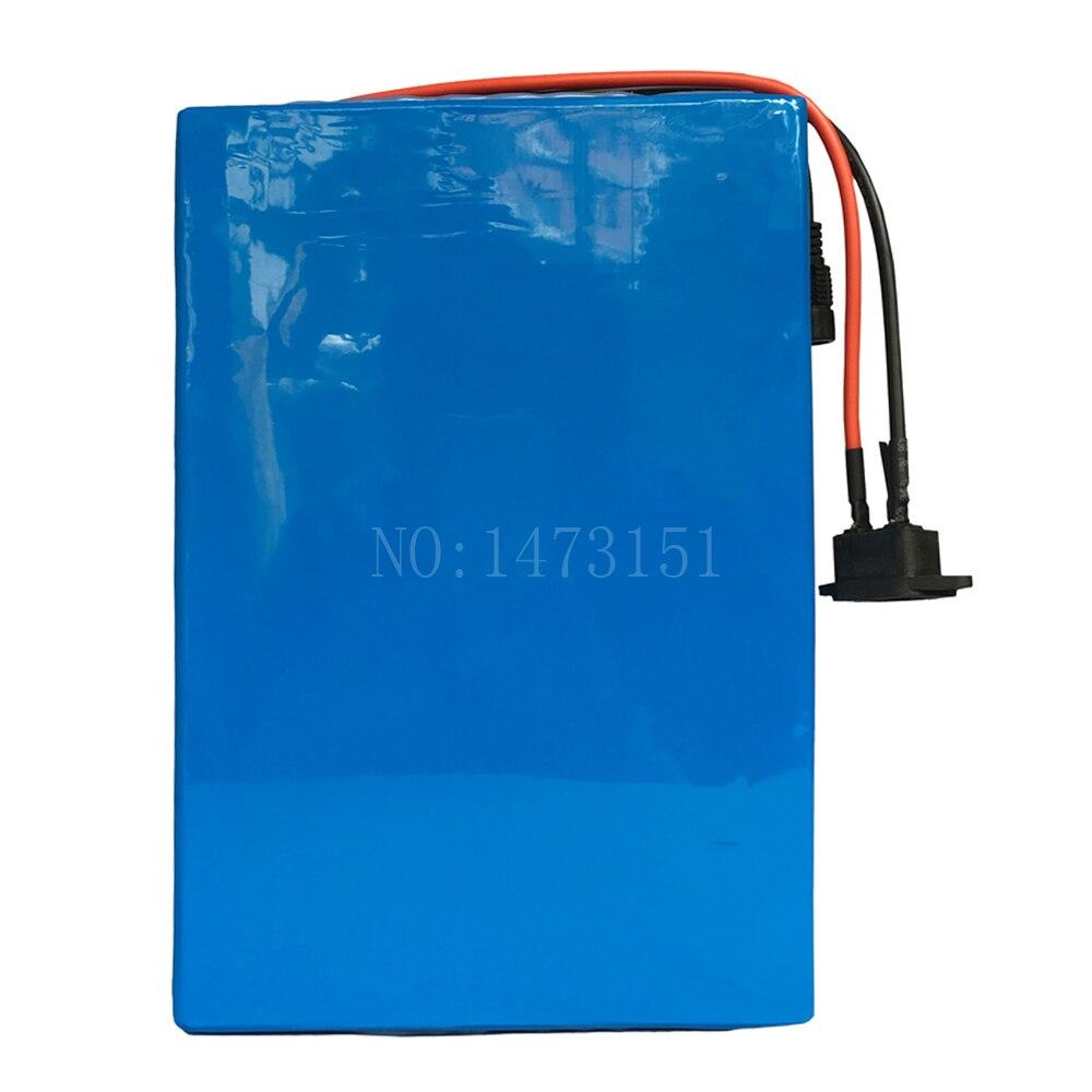 Bateria 48V 1000W 2000W 2000W 48v 20ah bateri elektrike biçikletë - Çiklizmit - Foto 2