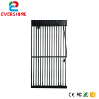 Outdoor Activity Advertising Hanging P31 25 Rental Led Screen Transparent Mesh LED Display Grille LED Screen