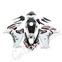 White ABS Plastic Fairing Body Work Kit For Honda CBR1000RR CBR1000 2012 2013 2014 2015 2016
