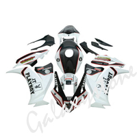 White ABS Plastic Fairing Body Work Kit For Honda CBR1000RR CBR1000 2012 2013 2014 2015 2016