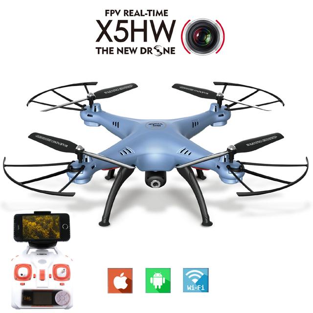 Pokemon X5HW Syma FPV Quadcopter Zangão Com Câmera Ir Dron Helicóptero de Brinquedo RC helicoptero de controle remoto Helikopter