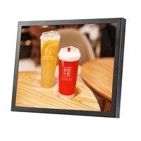 Supply kiosk lcd monitor 15 inch cheap lcd monitor 1024*768 lcd monitor 12 volt with AV/BNC/VGA/HDMI interface