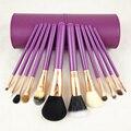 20 sets SGM Marca Maquillaje Pinceles Set 12 unids/set Colorete Powder Blending Sombra de ojos Maquillaje Profesional Kits envío libre de DHL