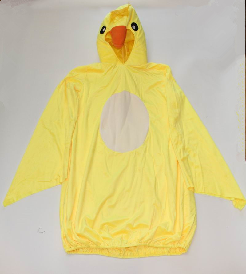 yellow duck party yellow duck costume cartoon animal costumes funny clothing halloween costumes