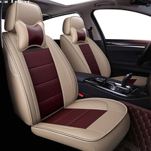 цена на Car Believe leather car seat cover For honda civic 2006-2011 cr-v accord 7 city FIT car accessories covers for vehicle seat