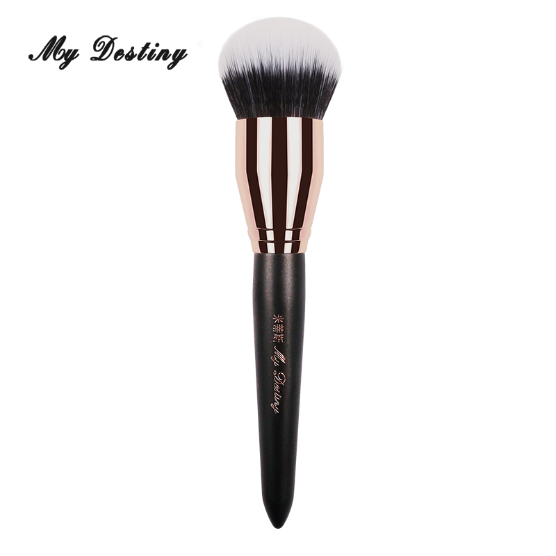 MY DESTINY Round Base Foundation Brush Makeup Brushes Make Up Kwasten Pinceis Pincel Maquiagem Brochas Maquillaje Pinceaux 012 my destiny large ombre color powder brush professional make up makeup brushes pincel pinceis maquiagem maquillaje pinceaux p01