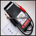 High quality Battery Tester 12V 16V Multifunction tool Battery Checker Analyzer for Car/Motorcycle/E-bike/Electromobile etc