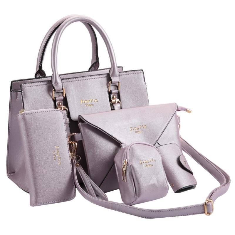 New 2017 Women font b Handbags b font PU Leather Women Messenger Bags Ladies Brand Designs