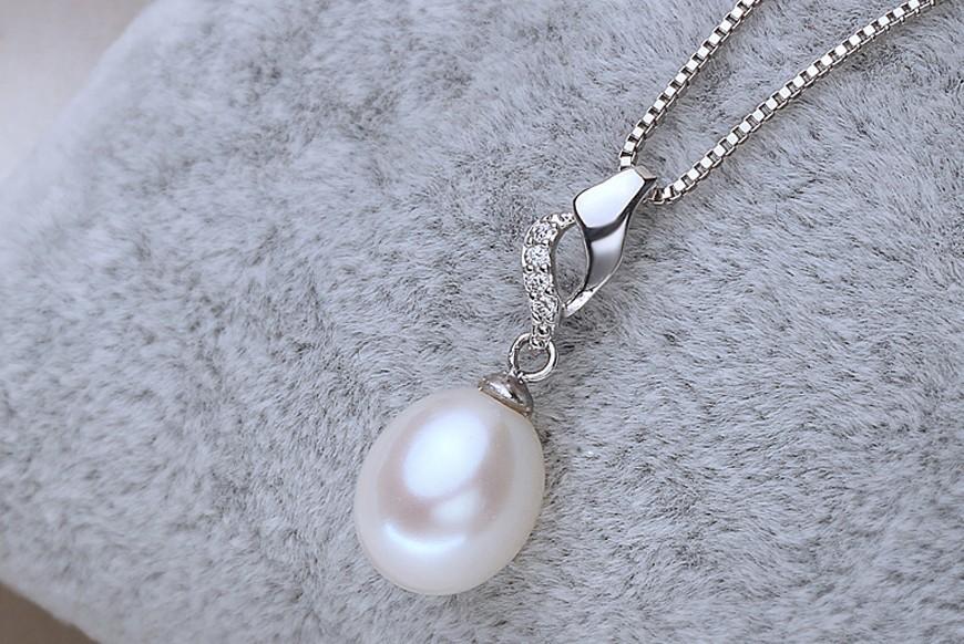 rice pearl pendant  (1)