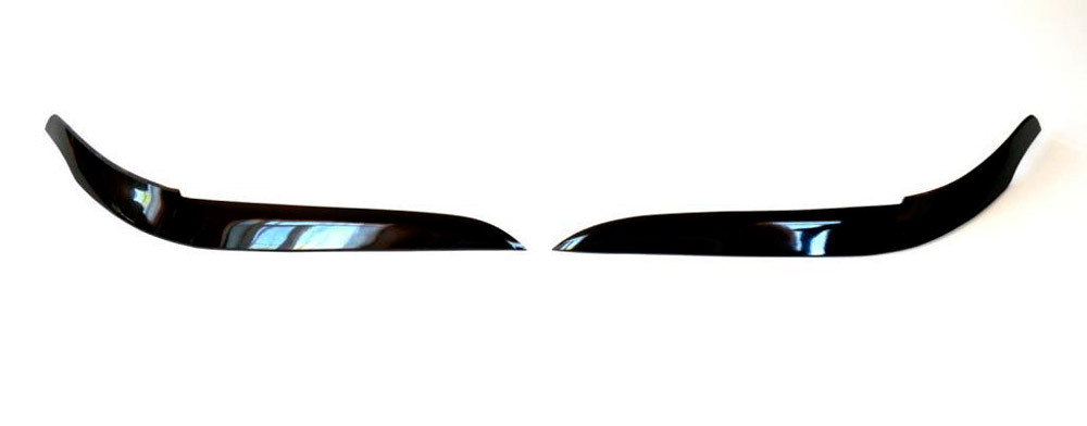 Cilia eyebrows for Toyota Carina E 1992-2006 cover trim moldings lights exterior decoration front headlight car styling ...