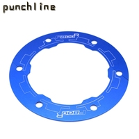 Fit For BMW F800R F 800R F800 R 2009 2017 Motorcycle Accessories Chain Guard Transmission Belt Pulley Sprocket Covers