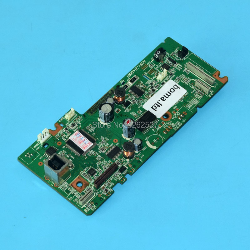 все цены на High quality original renew Main board / Mother board / formatter board For Epson L211 L351 L353 L360 L363 Eco tank Printers онлайн
