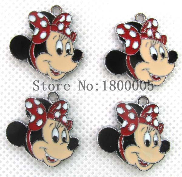 Mini mouse ohrringe
