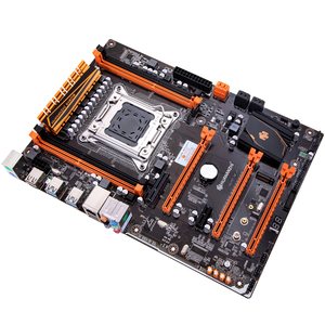 Image 3 - Huananzhi X79 マザーボード lga 2011 atx USB3.0 SATA3 pci e nvme M.2 サポート 4*16 グラム reg ecc メモリと xeon E5 プロセッサ