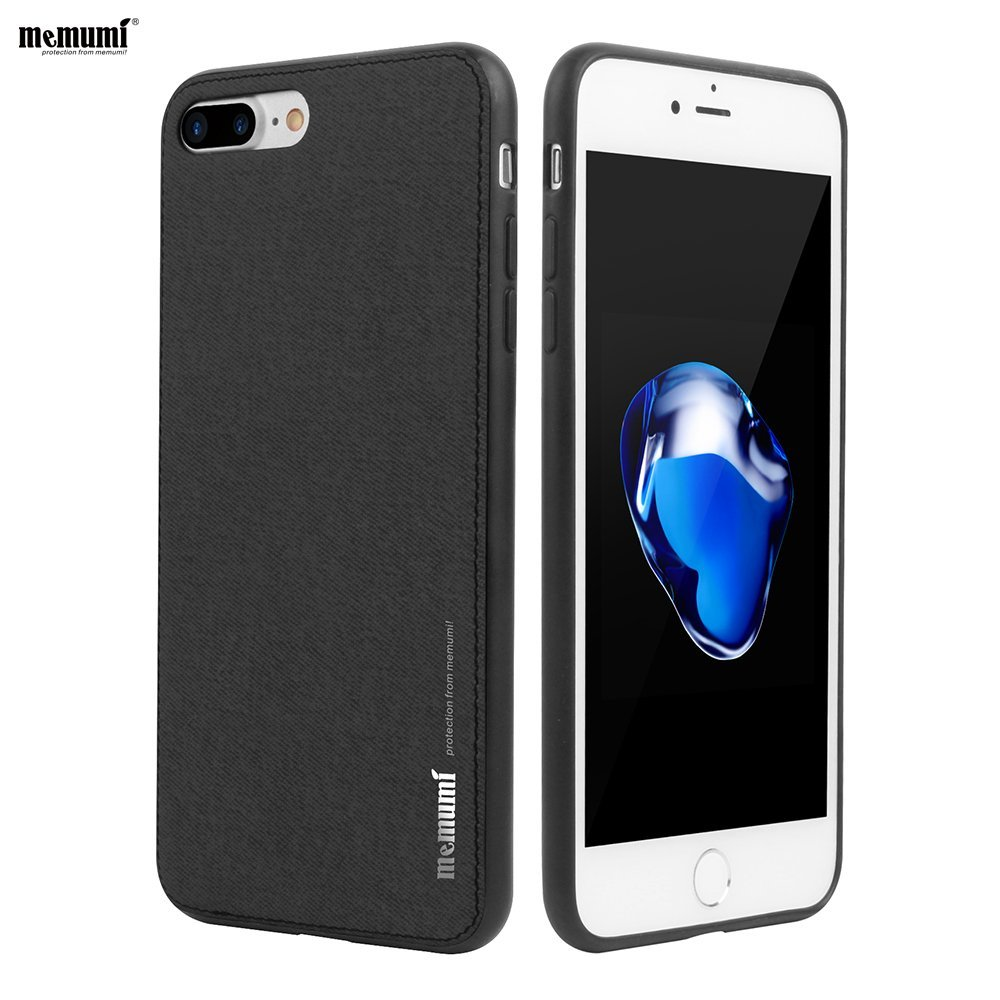 new concept 9cb29 46de4 US $15.29 10% OFF|memumi for iPhone 8 8 Plus Back Case for iPhone 7 7 plus  Thin hard Case Luxury Funda capa with Iron Sheet for Magnet Holder-in ...