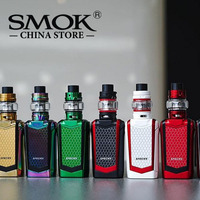 SMOK видов комплект 5 мл TFV8 маленьких V2 бак с ребенком V2 A1 A2 катушки 230 Вт электронные сигареты VS X PRIV Stick цена G PRIV 2 комплекта