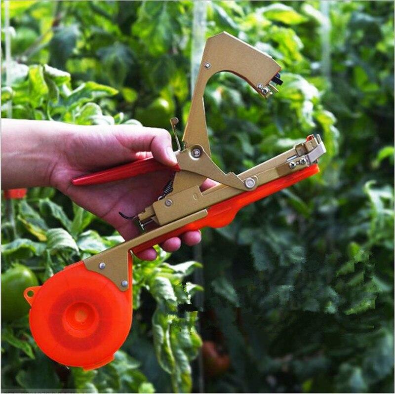 Outil de jardin plante Machine Tapener Garding outil légumes herbe tige sangle Tapetools