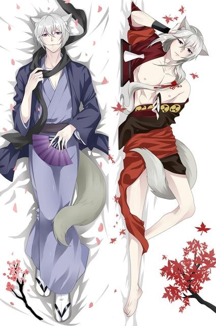подушка обнимашка Очень приятно бог Томоэ дакимакура