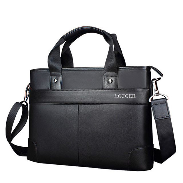 Aliexpress.com : Buy Fashion Men Messenger Bags Man Portfolio ...