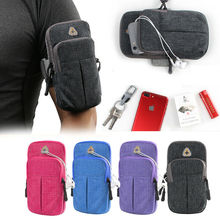 Sport Armband Running Jogging Gym Arm Band For Cell Phone Pouch Holder Bag Bags  Storage