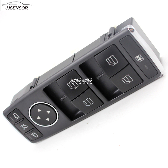 YAOPEI High Quality Drivers Side Electric Window Switch For Mercedes C CLASS W204 E CLASS W212 E CLASS W207