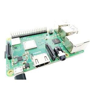 Image 2 - ラズベリーパイ DAC ラズベリーパイ 3B + ハイファイデュアル Dac デコード I2S Volumio Moode と 5 V DC 無停電電源供給 F6 006